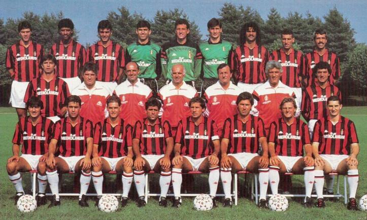 AC Milan 1989-90
