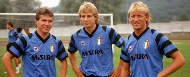 Trio Allemand Inter