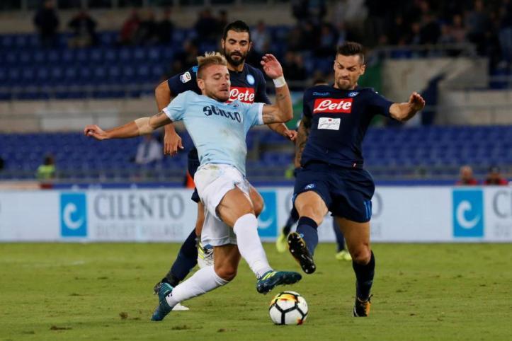 Serie A - Lazio vs Napoli