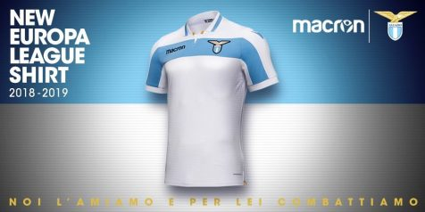 maillot-europa-league-lazio-rome-2018-2019